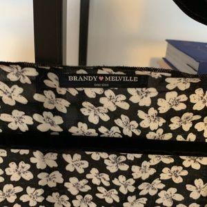 Brandy Melville Tops - Brandy Melville Floral Kimono